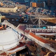 City Museum Rooftop Reopens March 15 With 120-Person Capacity