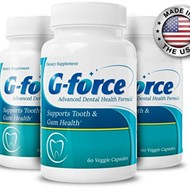 G-Force Supplement Reviews - Is G-Force the Best Dental Health Supplement? Any Side Effects? User Reviews