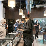 Review: Tommy Chims Smokes Greenlight Dispensary's Weed