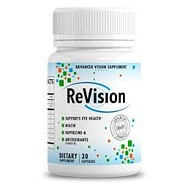 ReVision Eye Supplement Review – Don't Miss User Opinion