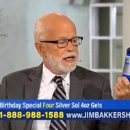 Jim Bakker Cures Himself of $156,000 in 'Silver Solution' Settlement