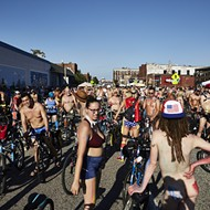 World Naked Bike Ride Pedals Back to St. Louis on August 28