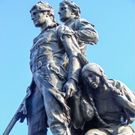 St. Charles City Seeks Controversial Charlottesville Lewis And Clark Statue