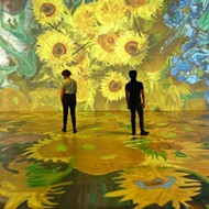 You Could Get Married in Van Gogh Painting in St. Louis