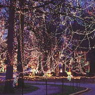 Tickets to Walk Through Winter Wonderland at Tilles Park in St. Louis Are On Sale Now