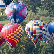 The Great Forest Park Balloon Race Returns to St. Louis This Weekend