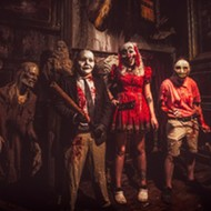 The Darkness Haunted House Is Now Open For Spooky Season