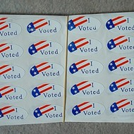 You Could Design The Next 'I Voted' Sticker for St. Louis County