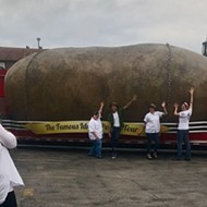 What the Hell Is This Six-Ton Potato Doing in St. Louis?