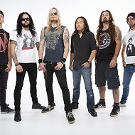 Metal Band DragonForce Is Loud, Fantastical and Fun