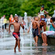 Welcome to Hell: St. Louis Temps Could Hit 107 on Saturday
