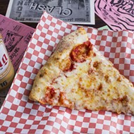 Pizza Head Triumphs, With Punk Rock Edge and New York-Style Slices