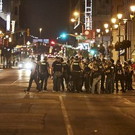 'The Police Owned the Night' Chief Says After 80+ Arrested Downtown