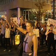 'Allies' Protest Outside Billy Joel Concert Draws Hundreds