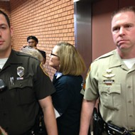 County Police Officials Are a No-Show for Hearing on Galleria Arrests