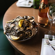 Extra Brut Brings Champagne, Oysters and an Upscale Vibe to Clayton