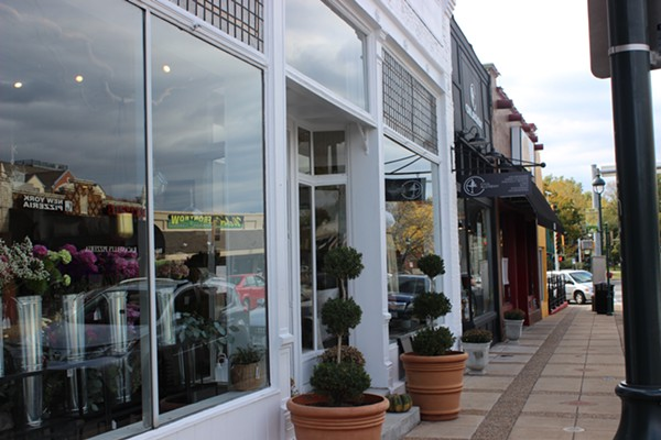 Civil Alchemy is located on Big Bend in Webster Groves. - PHOTO BY LAUREN MILFORD