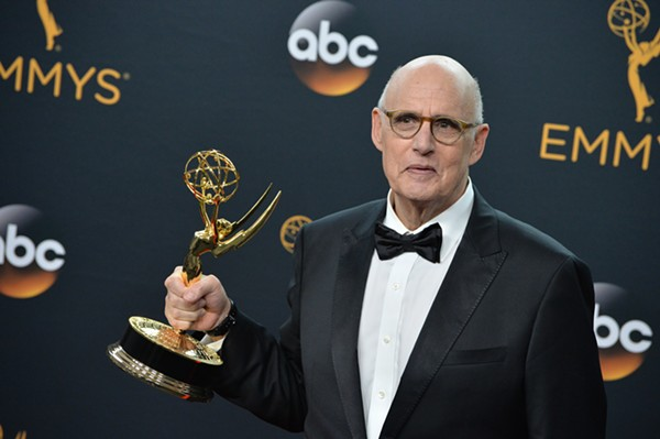 Jeffrey Tambor has won raves for his portrayal of transgender woman Moira on Transparent. - SHUTTERSTOCK/FEATUREFLASH PHOTO AGENCY