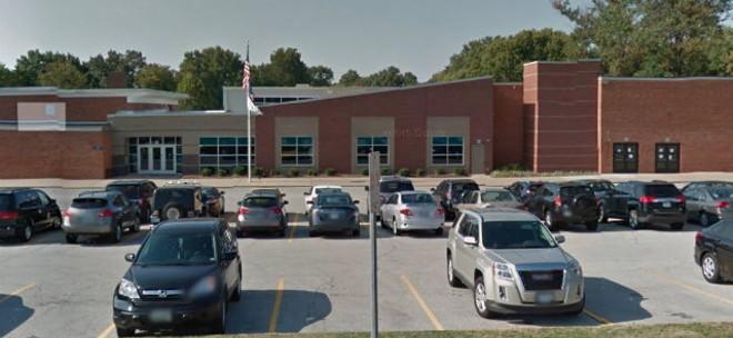 Lawson Elementary School in Florissant. - SCREEN GRAB VIA GOOGLE MAPS.