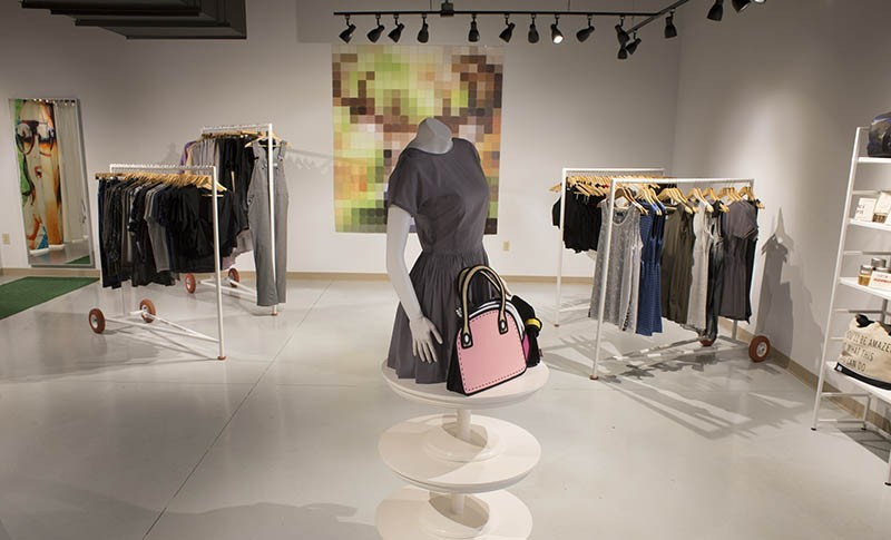Oso: a Style Lab: a smart shopper's favorite spot in the Loop. - COURTESY OF THE SHOP