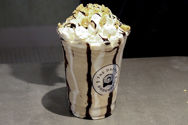 A donut milkshake? Yes, please! - JESSY KINZEL