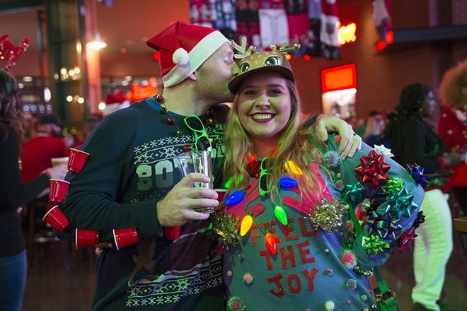 Get your Christmas on! (These events will help.) - NICK SCHNELLE
