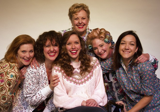 Steel Magnolias is being mounted by Stray Dog Theatre. - JUSTIN BEEN