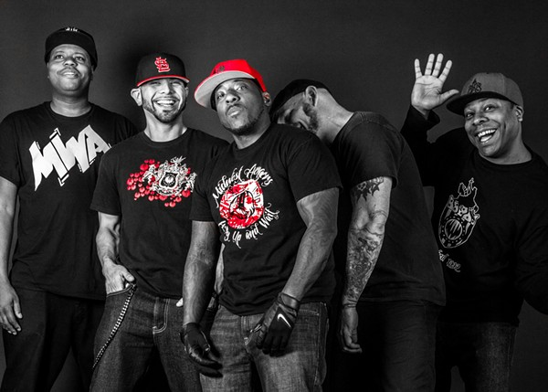 Midwest Avengers celebrates 25 years as a group with a show at the Ready Room on Saturday. - PHOTO VIA ARTIST WEBSITE