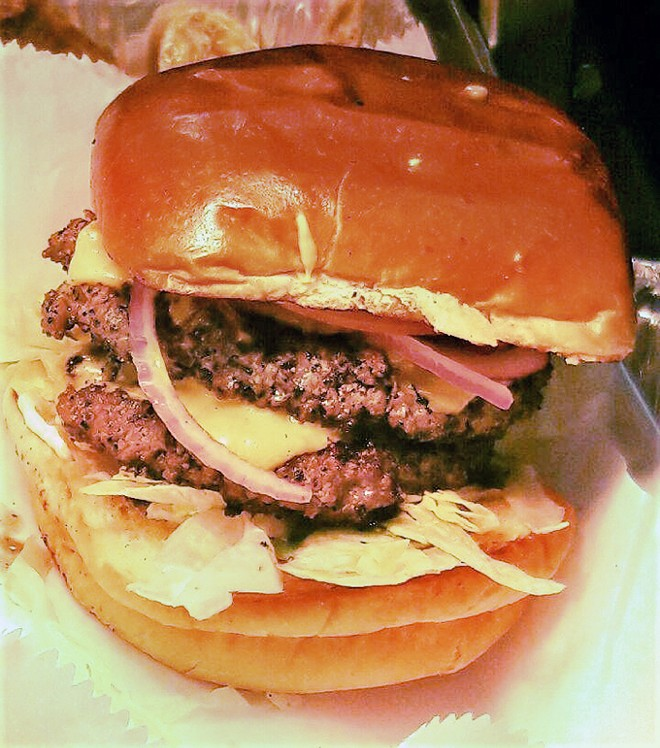 """""""The Big Boy Cheesy Monster"""" — just as its name promises. - JESSY KINZEL"""
