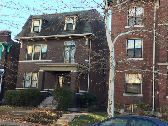 Afsaneh Razani purchased this duplex seven years ago as a rental property. - COURTESY OF AFSANEH RAZANI
