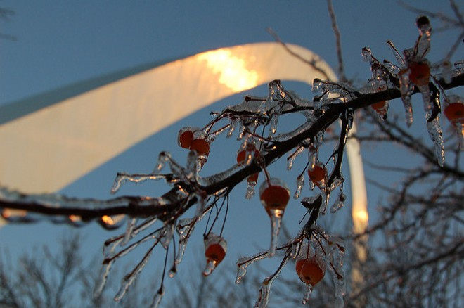Winterfest is canceled this weekend because of the cold. - PHOTO COURTESY OF FLICKR/DAVE HERHOLZ