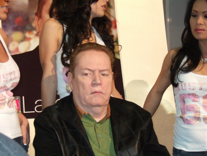 Larry Flynt is fighting to unseal secret information about the execution of the man who shot him. - IMAGE VIA WIKIMEDIA COMMONS