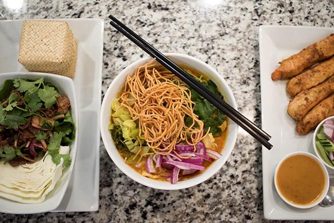 Thai Kitchen is now serving authentic Thai food in Florissant. - CHERYL BAEHR