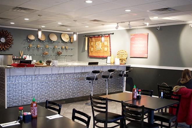 Thai Kitchen will add a liquor license in the next few months. - CHERYL BAEHR