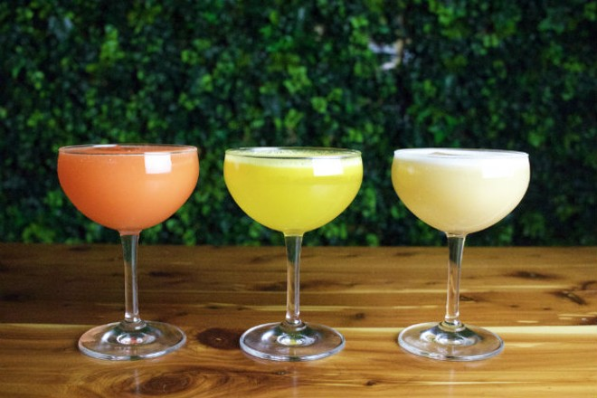 Yellowbelly is reinventing the tiki bar. - CHERYL BAEHR