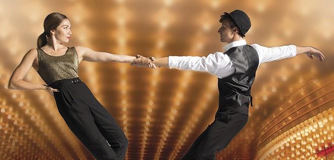 Big Muddy Dance Co. takes you to La-La Land on Saturday. - GERRY LOVE
