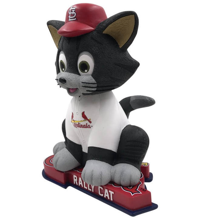 COURTESY OF NATIONAL BOBBLEHEAD HALL OF FAME AND MUSEUM