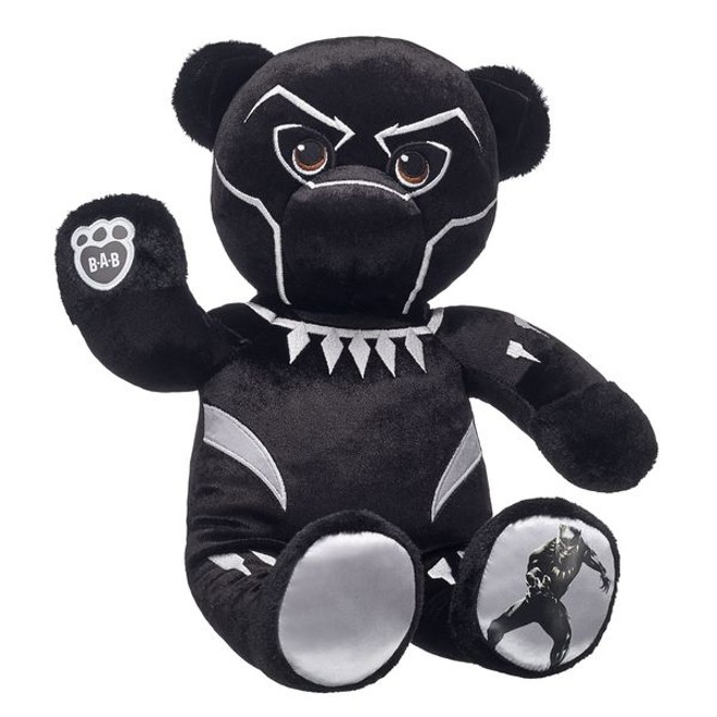 Hollywood Animals Trained Panthers For Film Tv Events: Build-A-Bear's Black Panther Bear Has Sold Out Just About