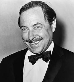 Tennessee Williams.