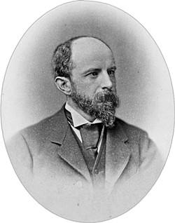 Henry Adams.