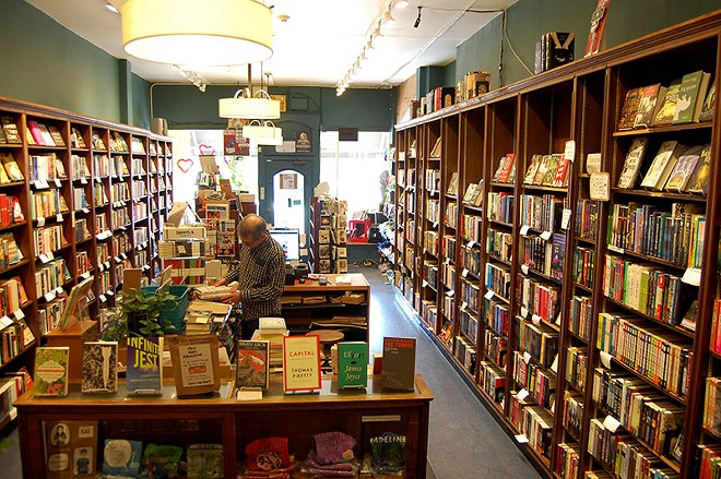 Subterranean Books is a true destination in the Loop. - HARLAN MCCARTHY