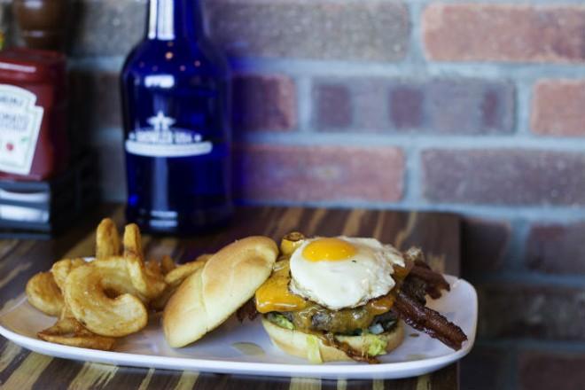 """The """"Sunrise Burger"""" - HAYLEY ABSHEAR"""
