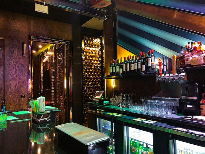 W Karaoke isn't your normal south-city karaoke dive. - SPENCER PERNIKOFF