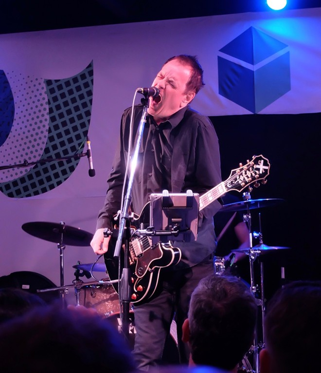 The Wedding Present at Barracuda - DANA PLONKA