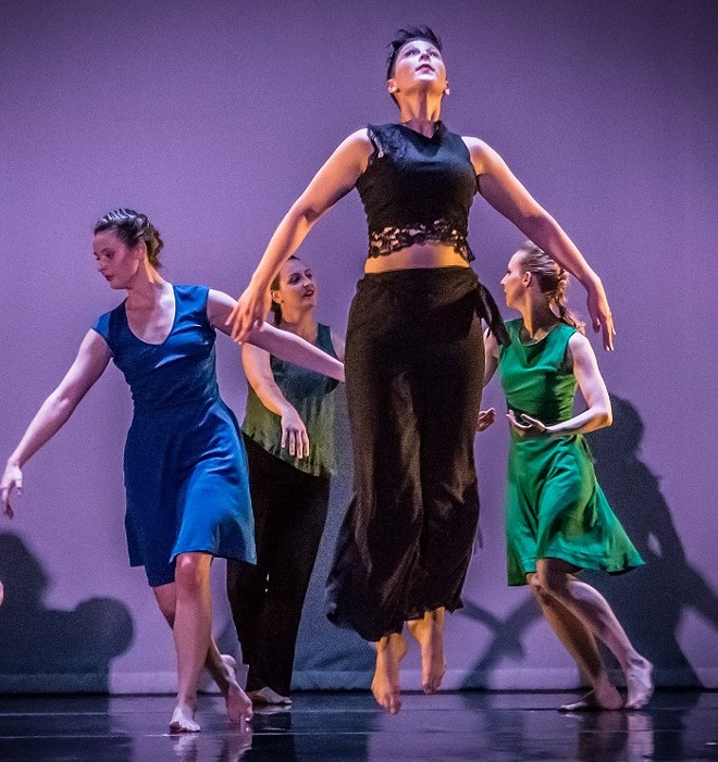 Karlovsky & Company Dance invites you to remember with them. - BOB MORRISON