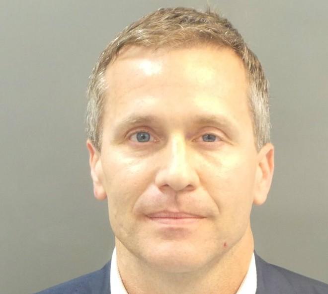 Governor Eric Greitens.