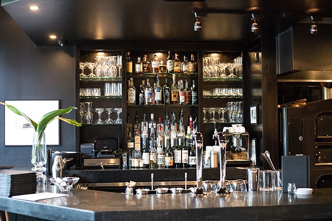 Billie-Jean also features a full bar. - MABEL SUEN