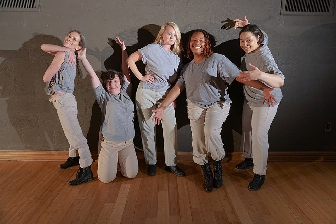 SATE opens its twelfth season with a story about women in prison. - JOEY RUMPELL