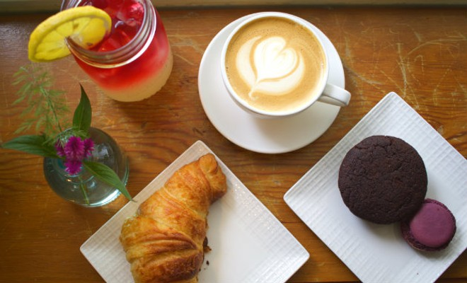 Maypop is now serving coffee with a side of flowers in Webster Groves. - CHERYL BAEHR