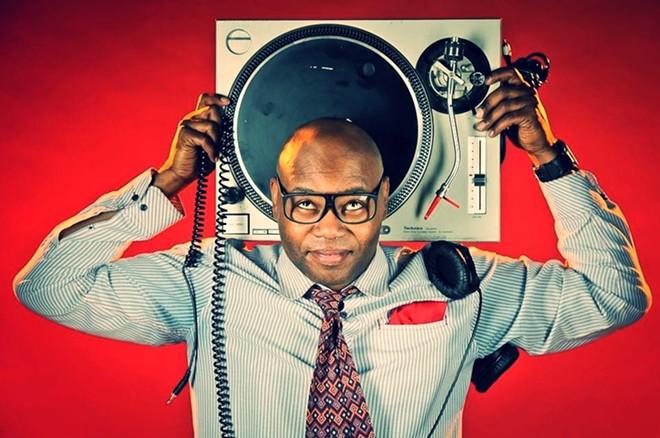 DJ Nune. - VIA ARTIST WEBSITE